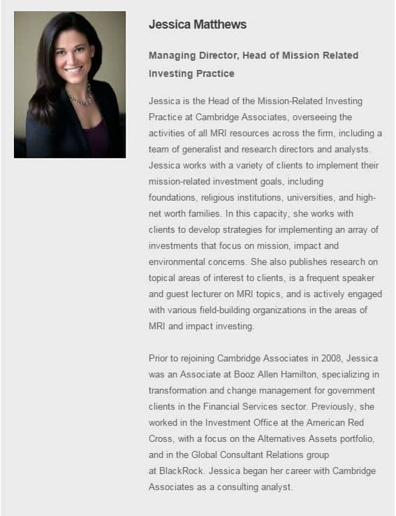 Jessica Profile