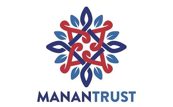 Manan Trust logo