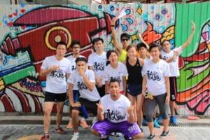 Youth.ROC trainings at Kwun Tong