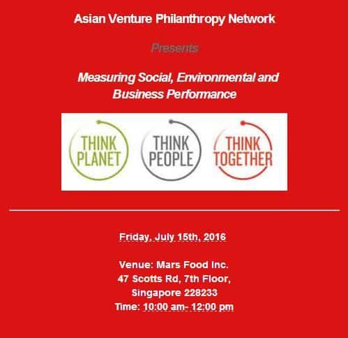 AVPN Event Measuring Social