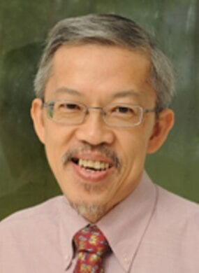 Poh Kam Wong