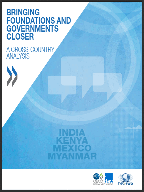 Bringing Foundations and Governments Closer report