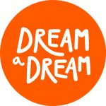Dream a Dream (Orange) logo