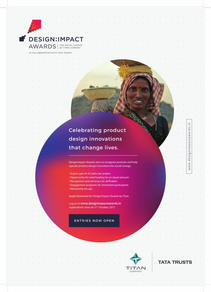 Design Impact Awards Avpn