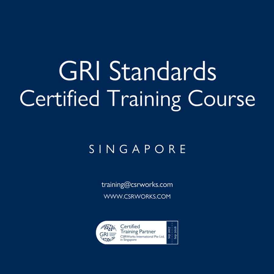 GRI Standards Certified Training Course - AVPN