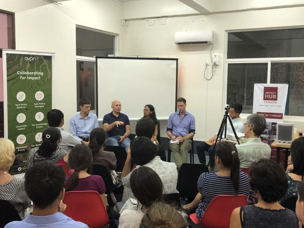 Engaging Social Entrepreneurs and Social Investors in