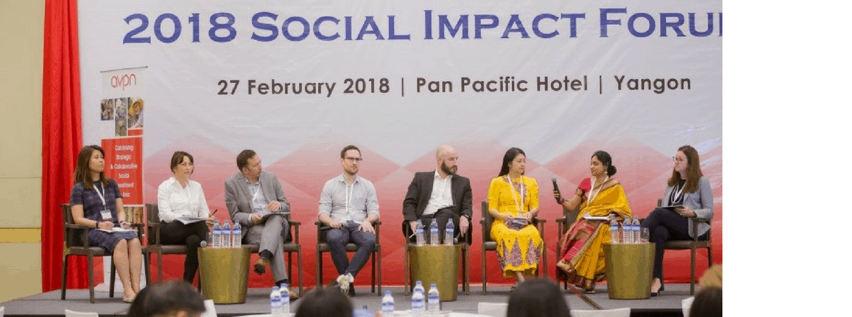 Rethinking CSR Practices to Leverage Opportunities – Highlights from the AVPN Myanmar Social Impact Forum 2018