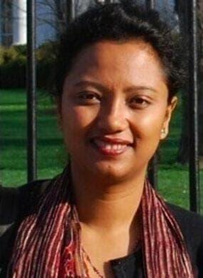Sanjana Shrestha