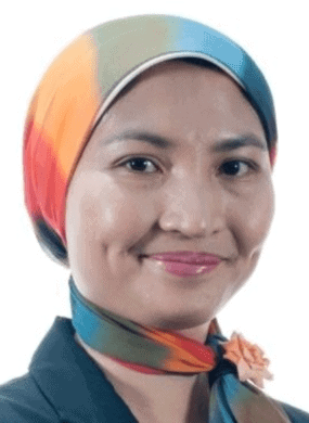 Nurzalina Jamaluddin