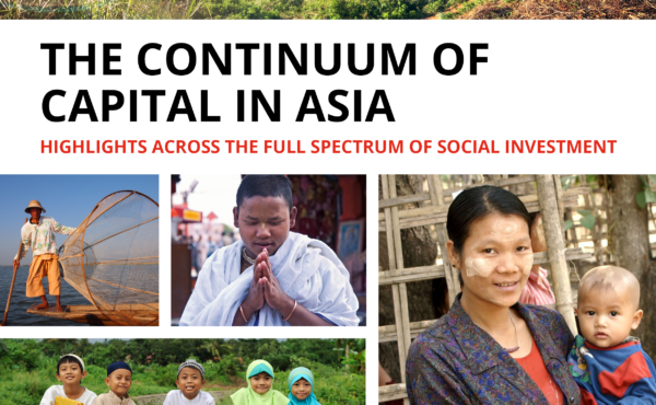 Continuum of Capital in Asia