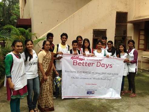 Kellogg's Breakfast for Better Days Programme