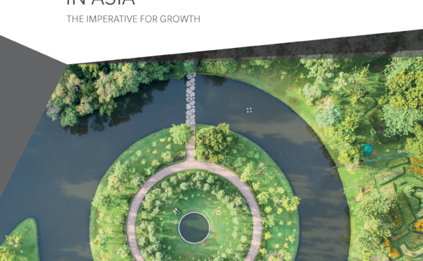 Driving ESG Investing in Asia