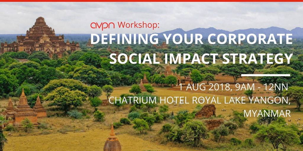 Defining Your Corporate Social Impact Strategy_AVPN Website