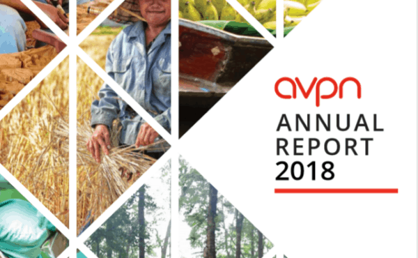 AVPN Annual Report 2018_Cover Image