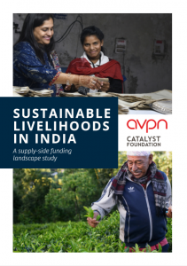 Cover Image_Sustainable Livelihoods in India_Supply Side