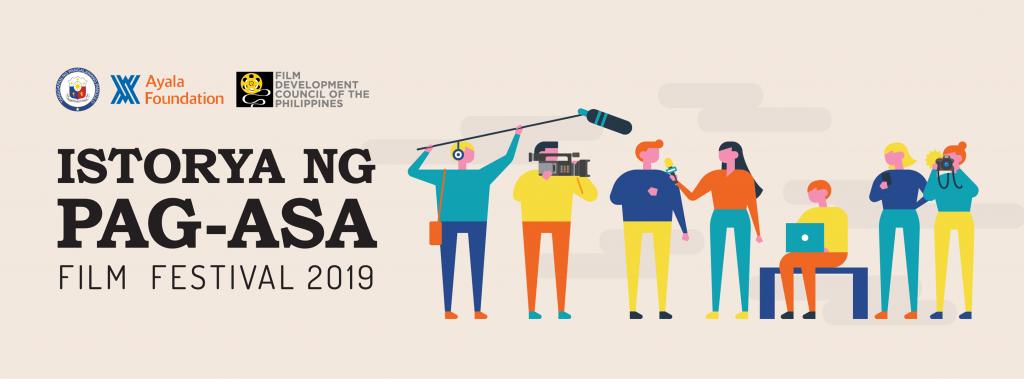 Istorya ng Pag-asa (Stories of Hope) Film Festival - AVPN