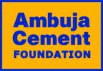 Ambuja Cement Foundation logo