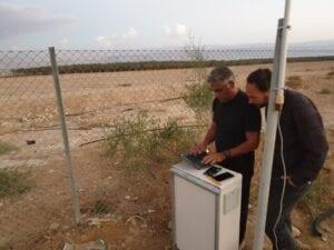 SeismicAI device eartquake detection