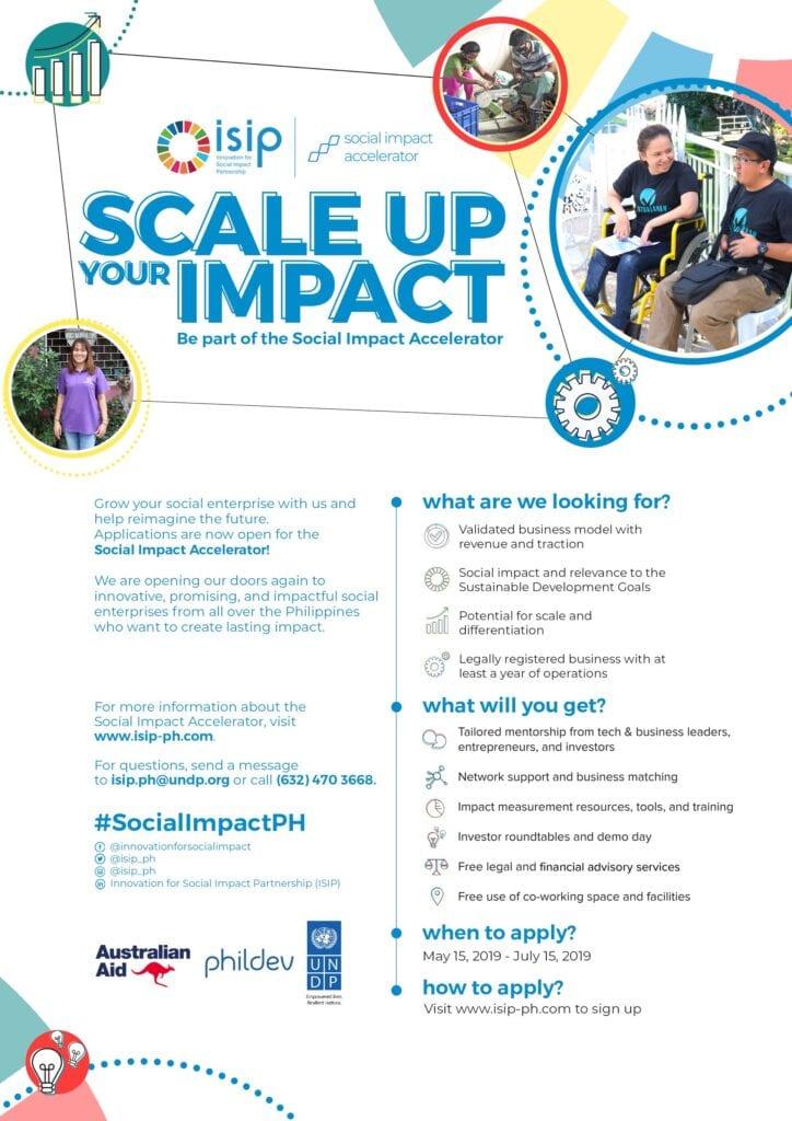 Social Impact Accelerator Batch 2 - AVPN