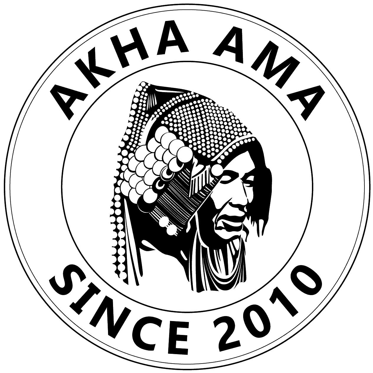 Akha Ama Coffee logo