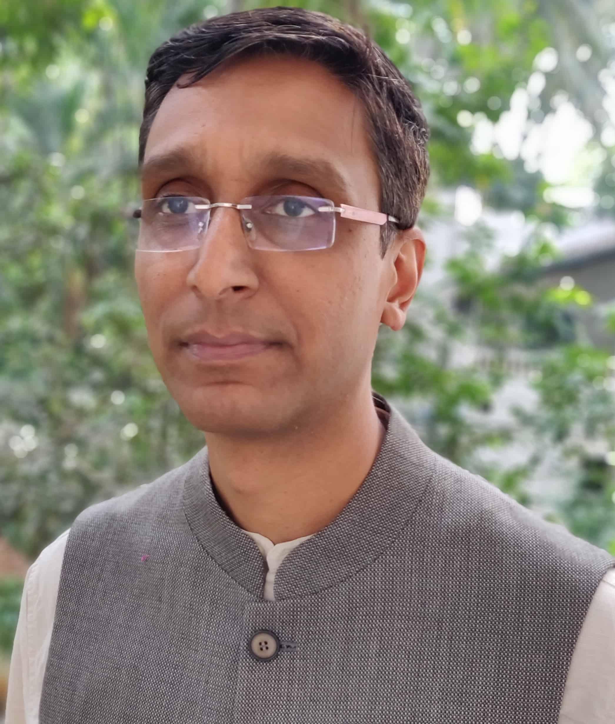 Ananth Aravamudan