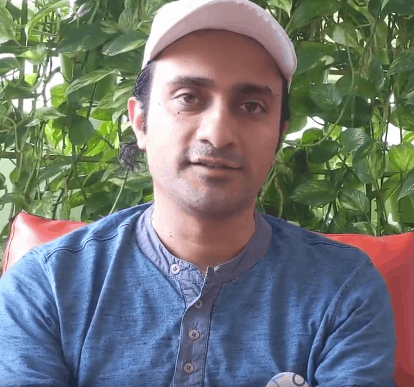 Nitin Kashyap