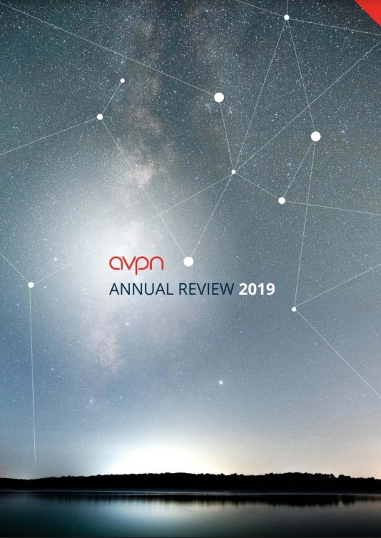 AVPN Annual Review 2019