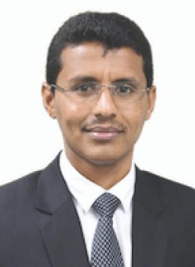 Dr. Saleh Mubarak Bazead