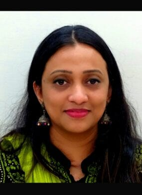 Aafreen Siddiqui Sherwani