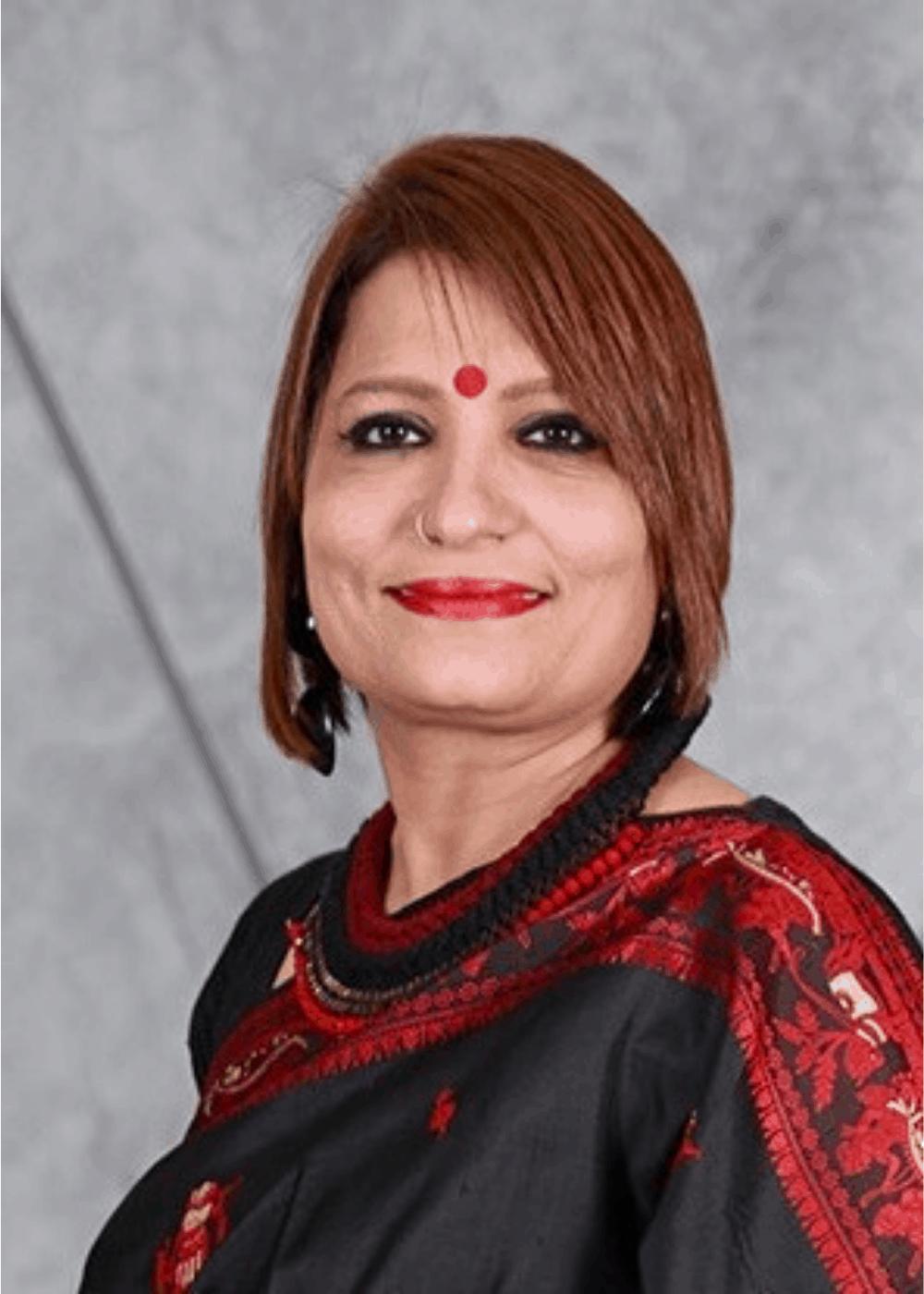 Shanta Vallury Gandhi