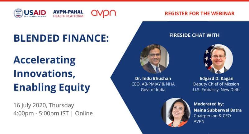 Blended Finance: Accelerating Innovations, Enabling Equity