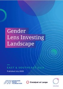 """Gender Lens Investing Landscape – East and Southeast Asia"