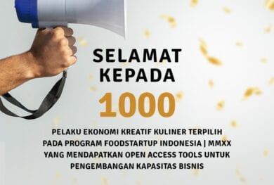 Foodstartup Indonesia MMXX