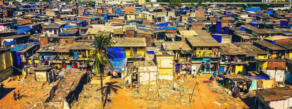 Engaging Slum Communities to Combat COVID-19