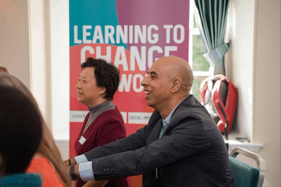 Collaborative Leadership in Asia