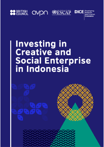 Investing in Creative and Social Enterprise in Indonesia