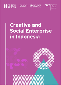 Creative and Social Enterprise in Indonesia