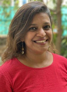 Lavanya Jayaram