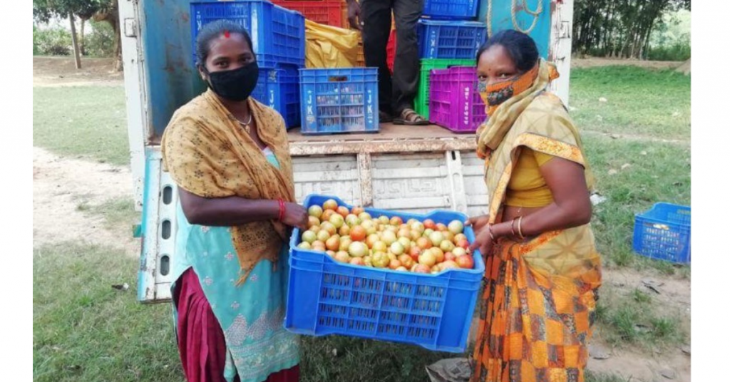 Empowering Women Communities During Times of Disempowering COVID-19