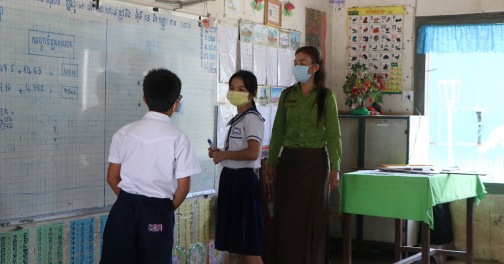 The Role of Teachers in Preventing School-Related Gender-Based Violence