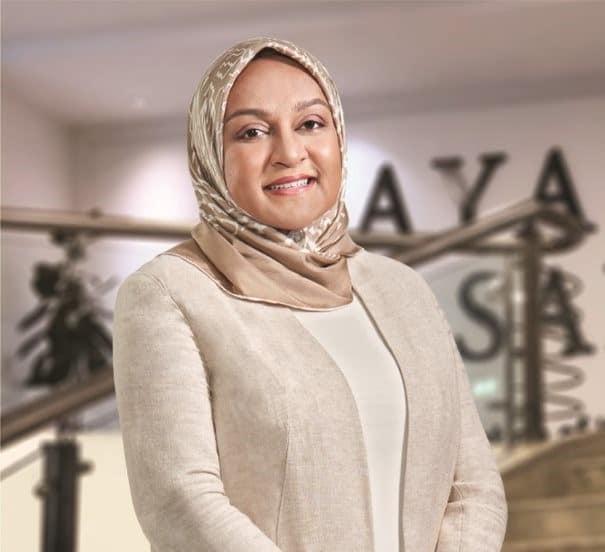 Dato Shahira Ahmed Bazari